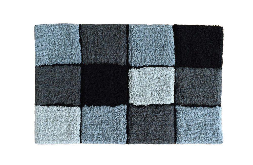 Covoras baie gris bumbac 403 Gres Gris 45x70 cm