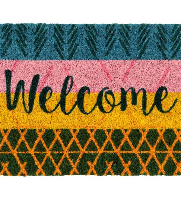 Covoras intrare Welcome Orylia 40x60 cm