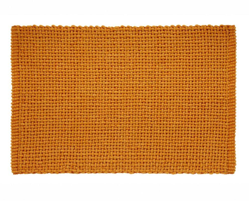 Covoras portocaliu baie 406 Noa 45x70 cm