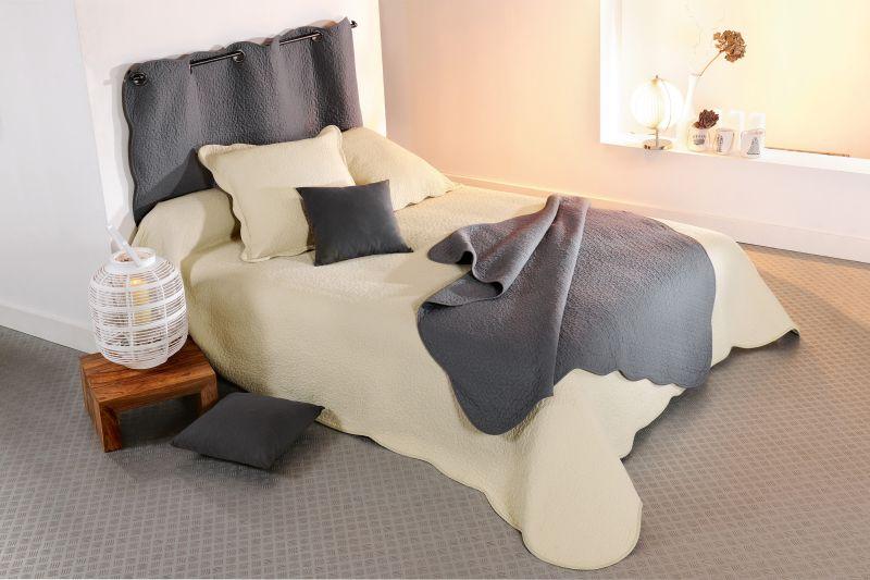 Cuvertura dormitor bumbac Castille 581 230x250 cm