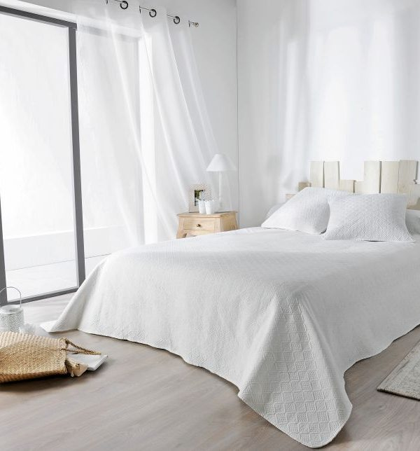 Cuvertura pat dormitor 5079 Verdon 230x250 cm