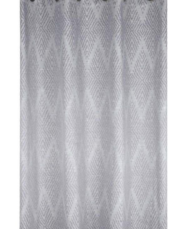 Draperie gri moderna Kano Gris 140x260 cm