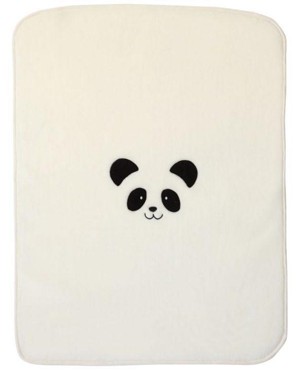 Patura bebelusi panda 6280 col. 06 Natural 80x110 cm
