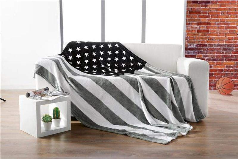 Patura steag America 5076 130x180 cm