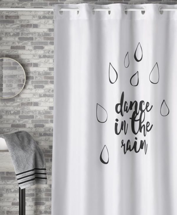 Perdea dus Dance in the Rain 255 Dance 180x200 cm