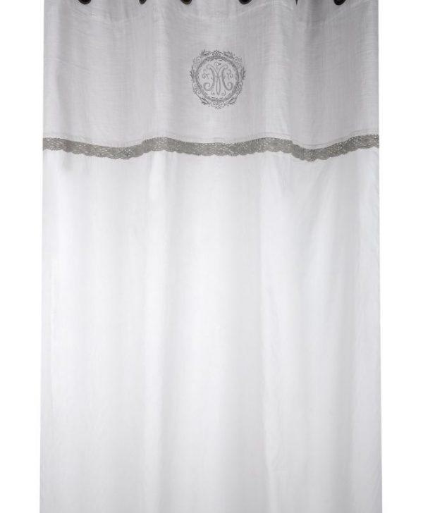Perdea gri eleganta Marie Gris 140x260 cm
