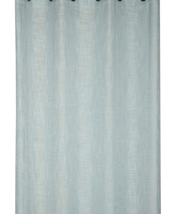 Perdea turcoaz deschis Ontario Jade 135x260 cm