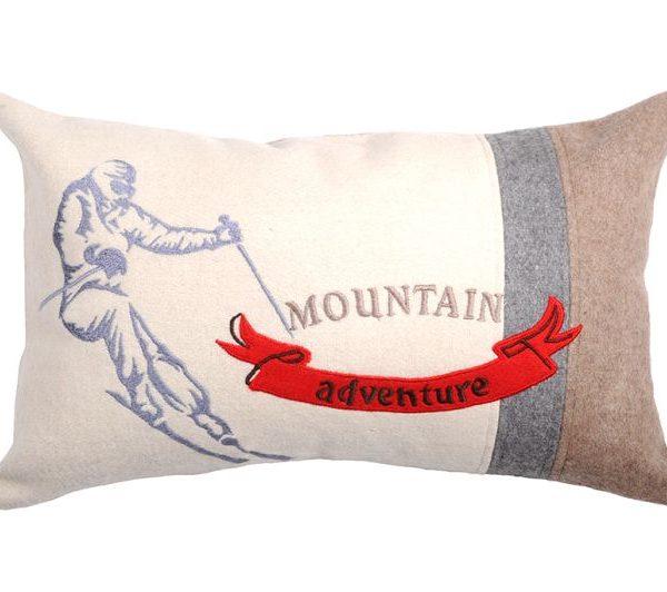 Perna crem schior Mountain 8152 30x50 cm