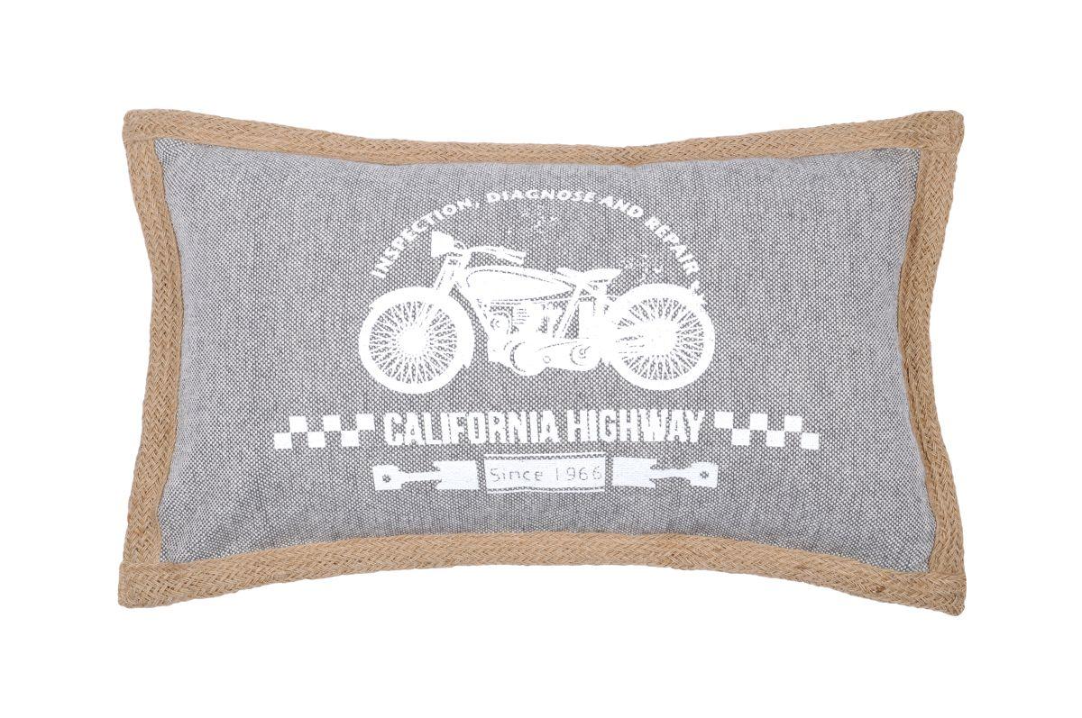 Perna cu motocicleta retro Canyon 30X50 cm