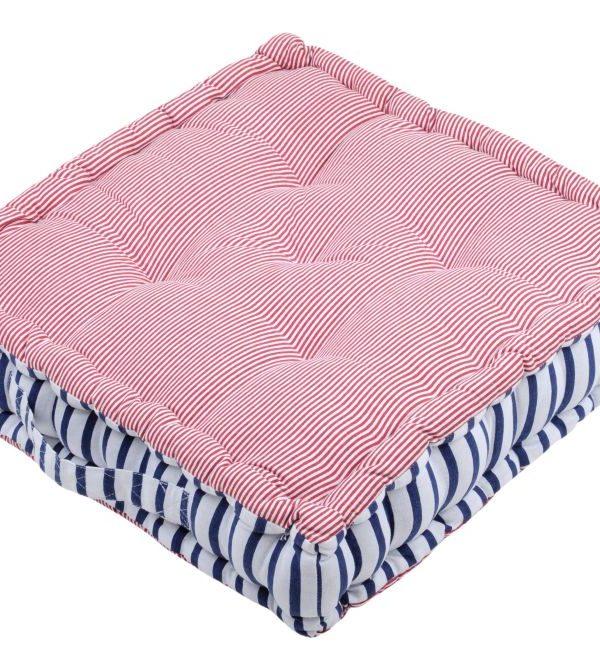 Perna podea marinareasca Plouezec 45x45x10 cm