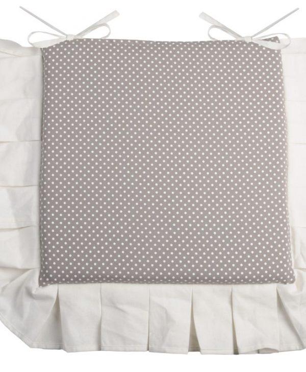 Perna scaun bordura Verone Lin 40x40 cm