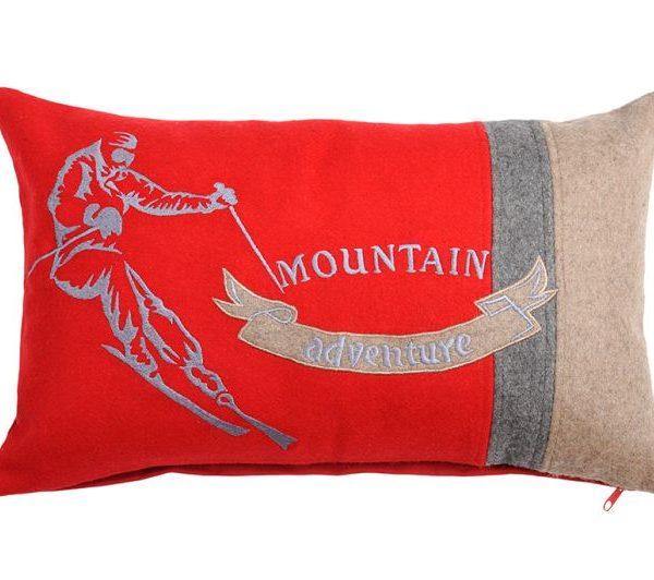 Perna schior rosu Mountain 8152 30x50 cm