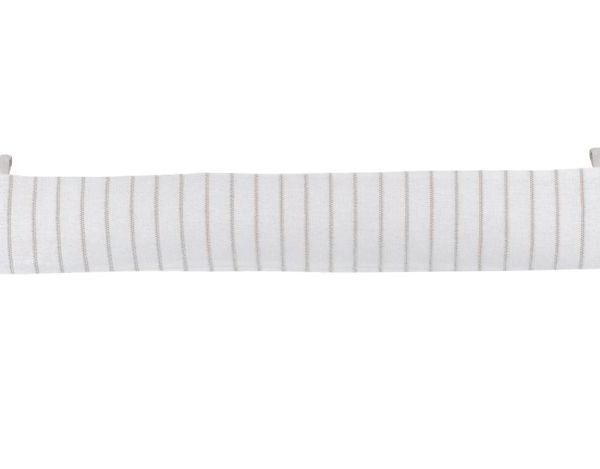 Perna usa dungi gri Monica Gris 10x90 cm