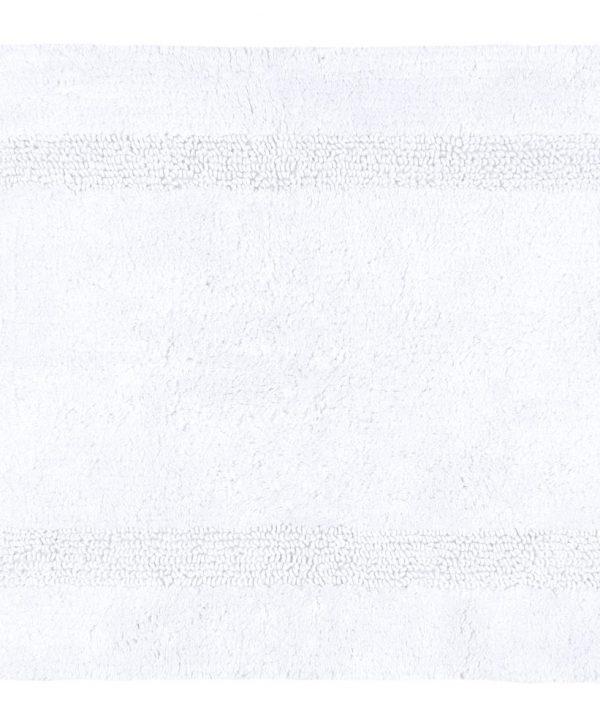 covoras baie alb bumbac Softness Blanc