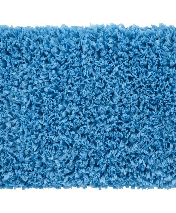 covoras baie albastru bumbac Mathura