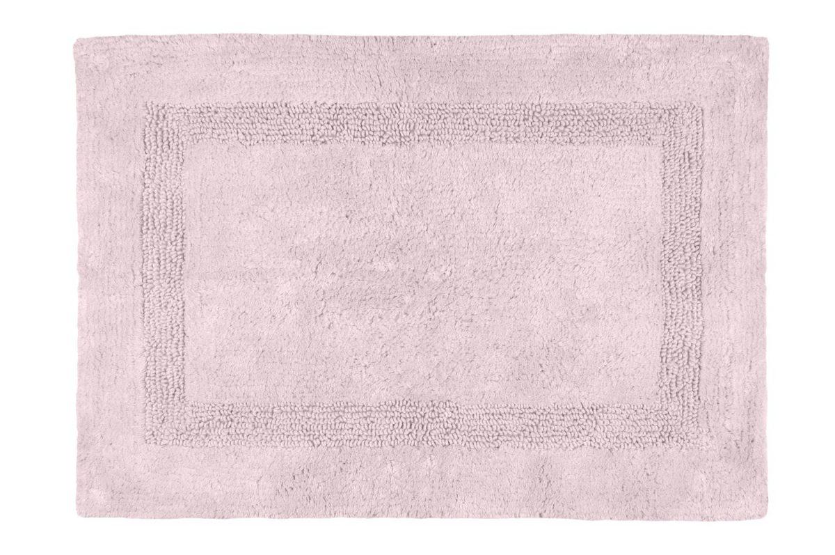 covoras baie roz bumbac Softness Poudre