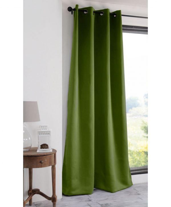 draperie blackout verde inchis Notte Olive