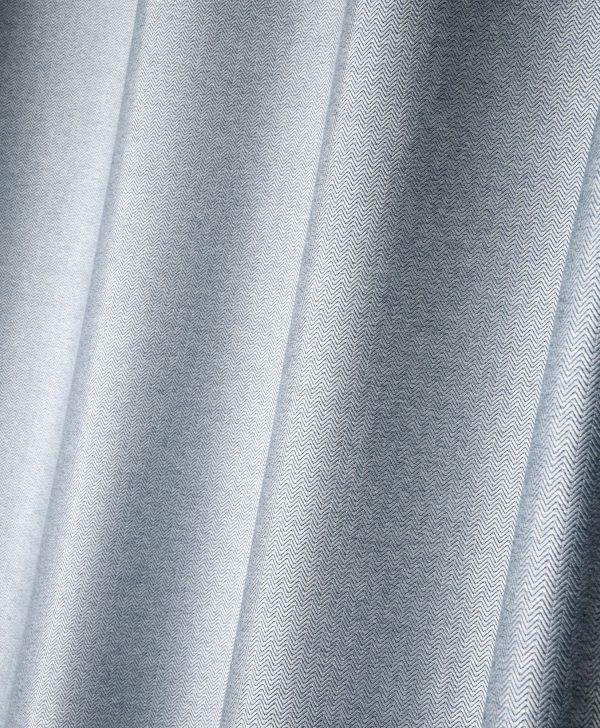 draperie gri blackout textura Edimbourg Souris