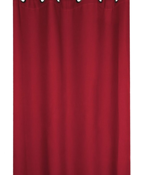draperie poliester rosie Nelson Rouge