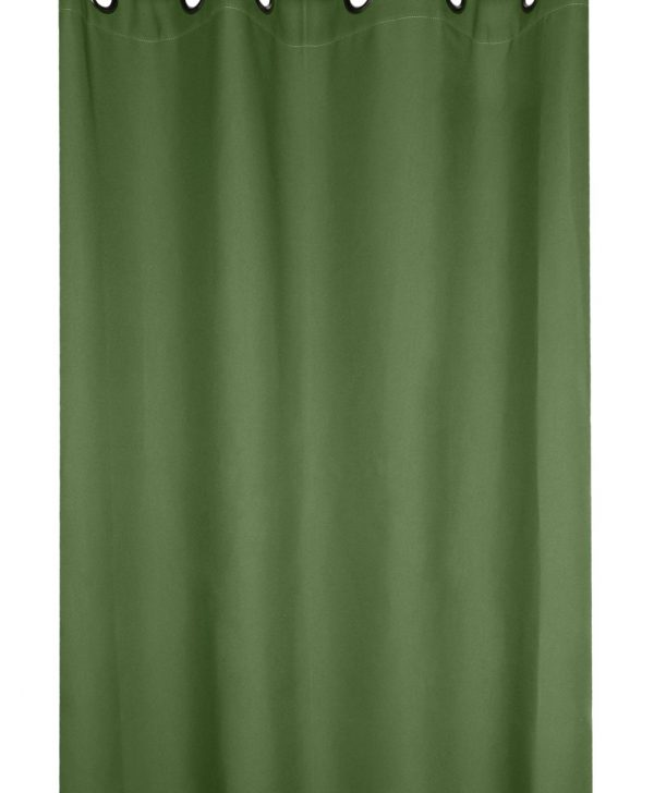 draperie confectionata verde inchis Nelson Avocat