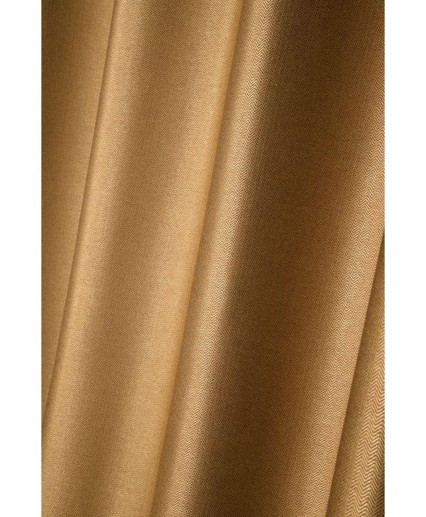 draperie galben mustar blackout Edimbourg Moutarde