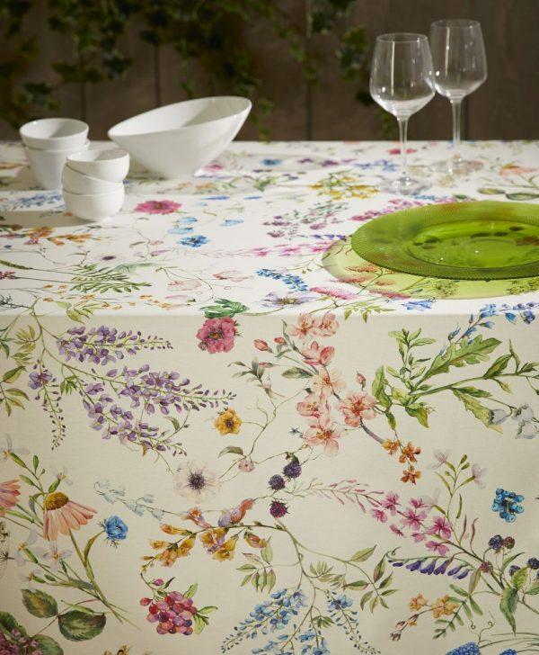 fete masa flori colorate 8035 Spring