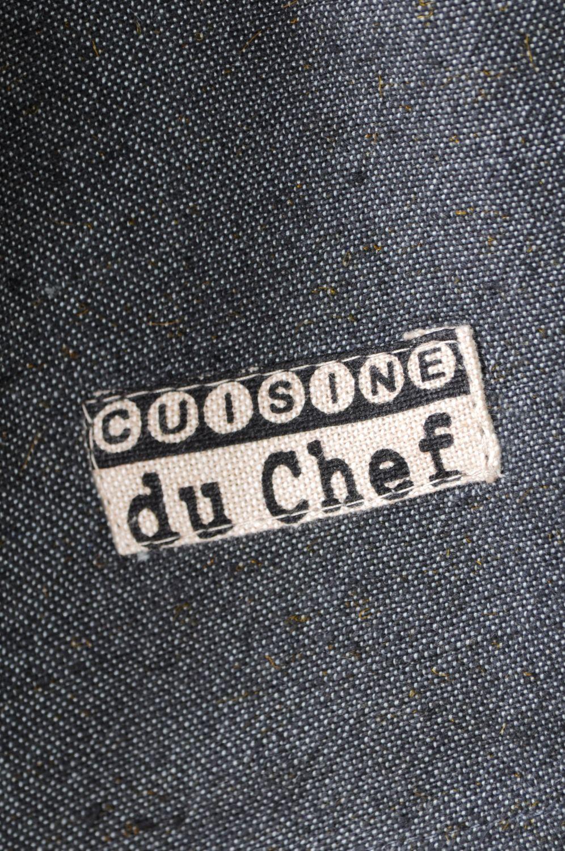 fata masa gri inchis rustica Chef Ardoise