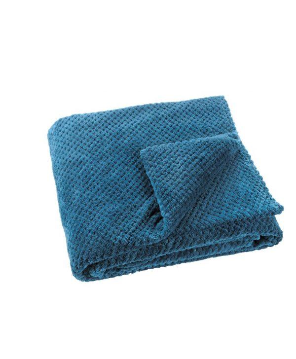 patura crosetata albastra 5111 Praline