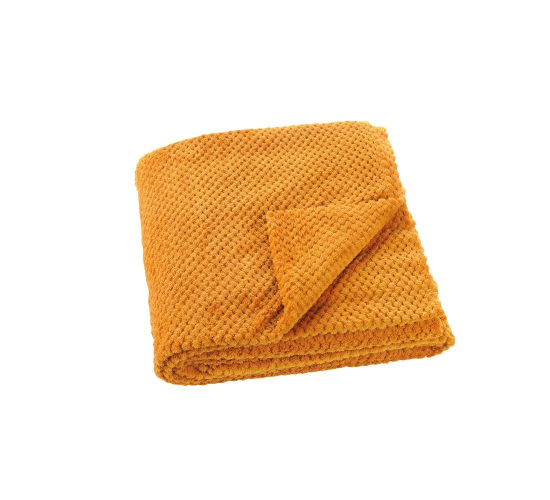 patura portocalie crosetata 5111 Praline