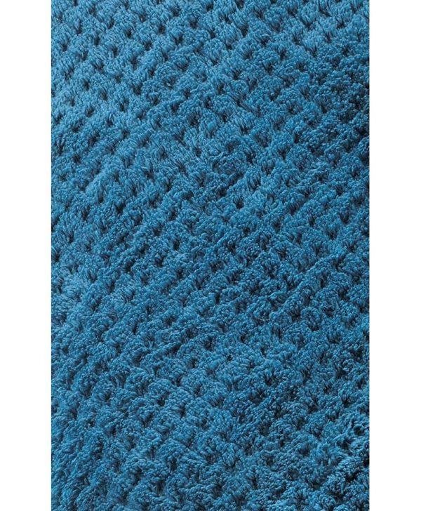 patura albastra crosetata 5111 Praline