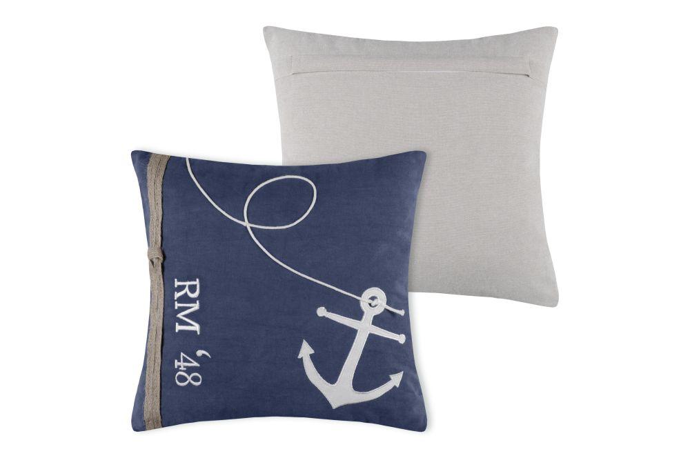 perna albastra oceanica ancora Olonne Marine 40x40 cm