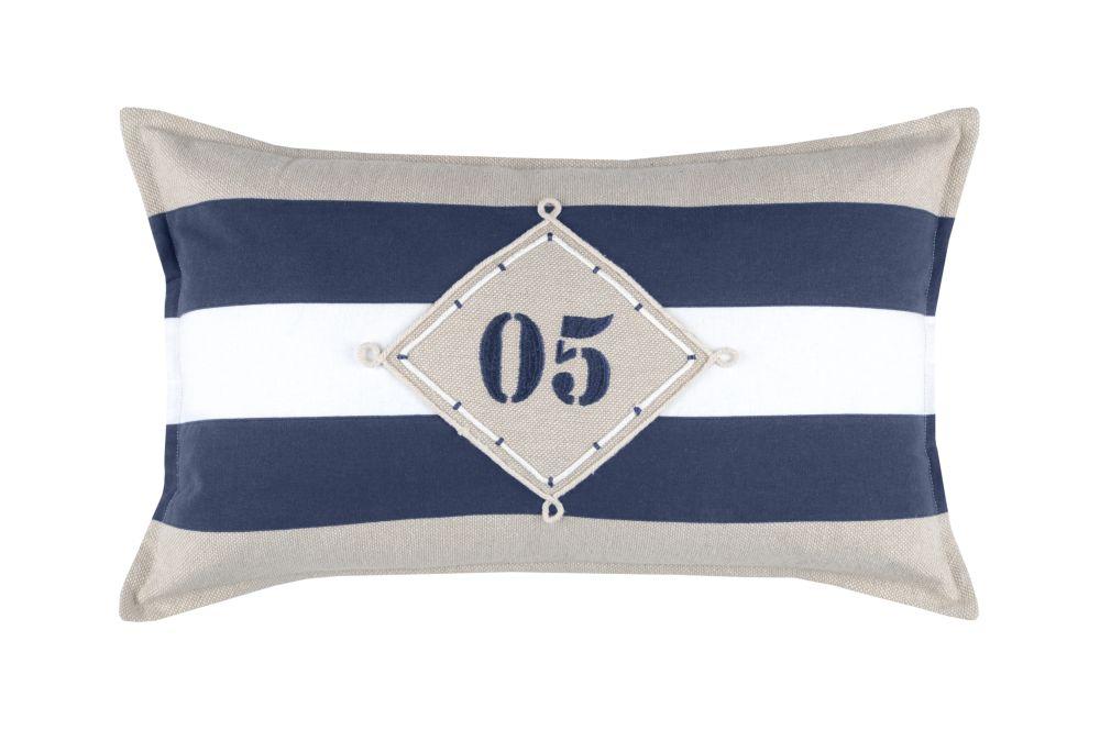 perna deco dungi orizontale albastre Olonne Marine